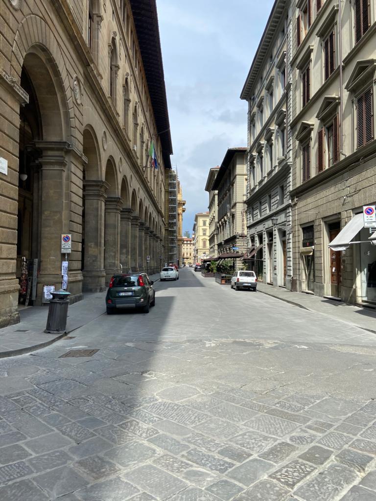 再び歩けるフィレンツェを思いながら読書!_c0179785_05561527.jpg