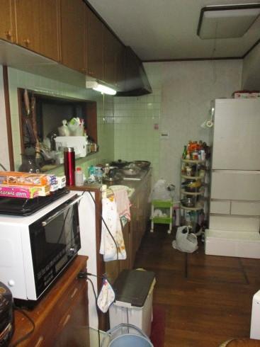 キッチン改装工事_e0190287_17245277.jpg