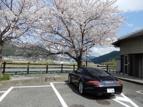 花見  ドライブ _a0156689_19433987.jpeg