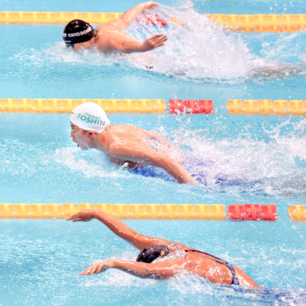 女子 200m バタフライ 決勝(JAPAN SWIM2019 第95回日本選手権水泳大会 競泳競技)_f0105694_11101238.jpg