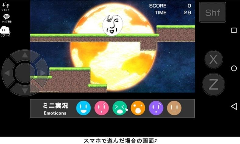 """【ただの雑記】ある日""""横スクロールアクションゲーム""""を作りました。_f0205396_16002417.jpg"""