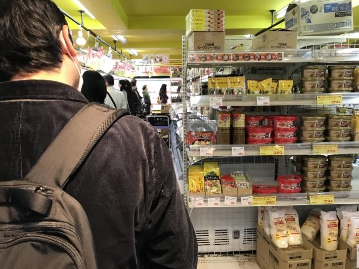 令和2年度税制改正法が成立、そして食料品買い貯め_d0054704_20470545.jpg