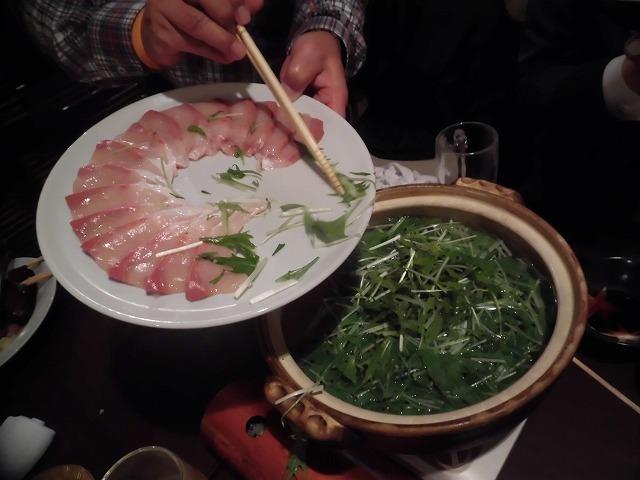 味はもちろんだが、おしゃれな料理が最高! 鮮魚店直営のマルベージャ(鷹岡)_f0141310_07532473.jpg
