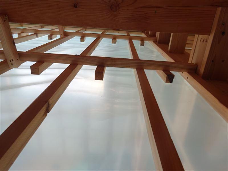 下太田 古材新築の家 大工工事進行中です。_f0105112_05082976.jpg