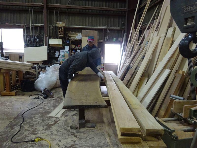 下太田 古材新築の家 大工工事進行中です。_f0105112_05151853.jpg