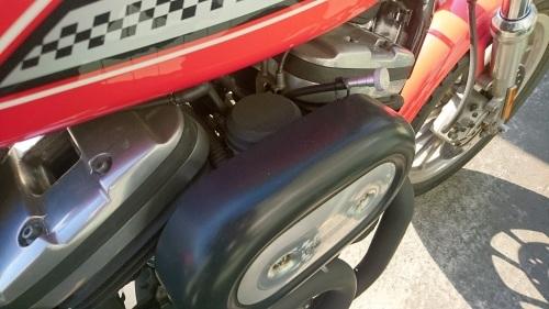 FOR SALE  ハーレーダビッドソン 2002XL883R スポーツスター 中古車販売_a0257316_00152873.jpg