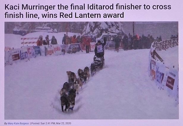 IDITAROD 2020 犬ぞりレース 結果_d0356844_04264585.jpg