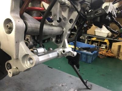 NSR MC21 焼き付き修理 ⑥_e0114857_20535516.jpg