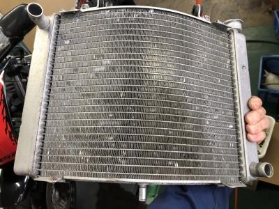 NSR MC21 焼き付き修理 ⑥_e0114857_21172933.jpg