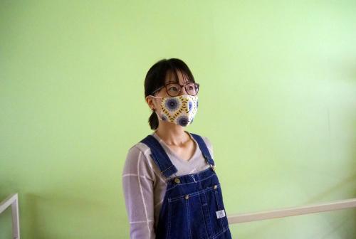 「eco bag & mask set」製作中!_e0243765_11154560.jpg