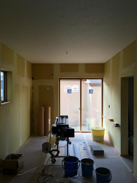 中山 2階リビング都市型スタイルの家 ★内装工事_d0205883_09141556.jpg