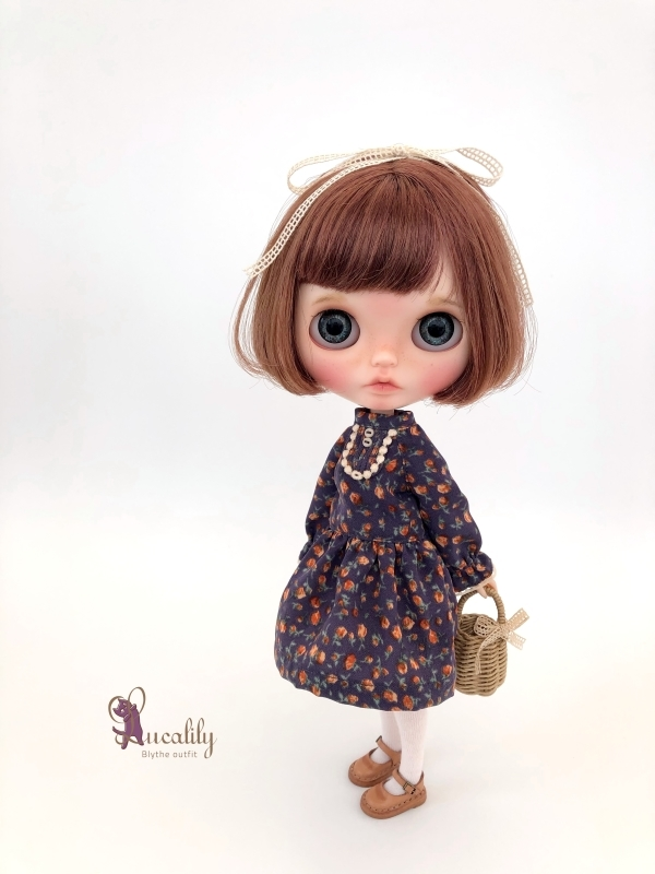 *lucalily * dolls clothes* Hooded Jacket set *_d0217189_20475779.jpg