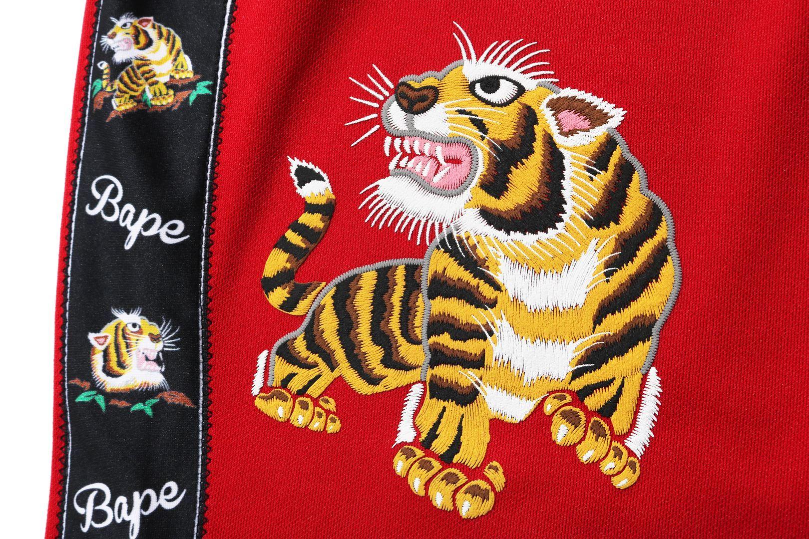 TIGER WIDE JERSEY SHORTS_a0174495_16193479.jpg