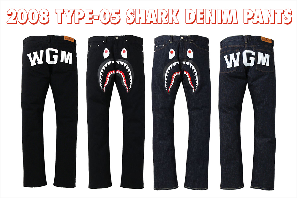 2008 TYPE-05 SHARK DENIM PANTS_a0174495_16305899.jpg