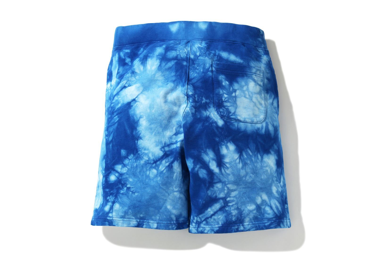 TIE DYE SWEAT SHORTS_a0174495_17123877.jpg