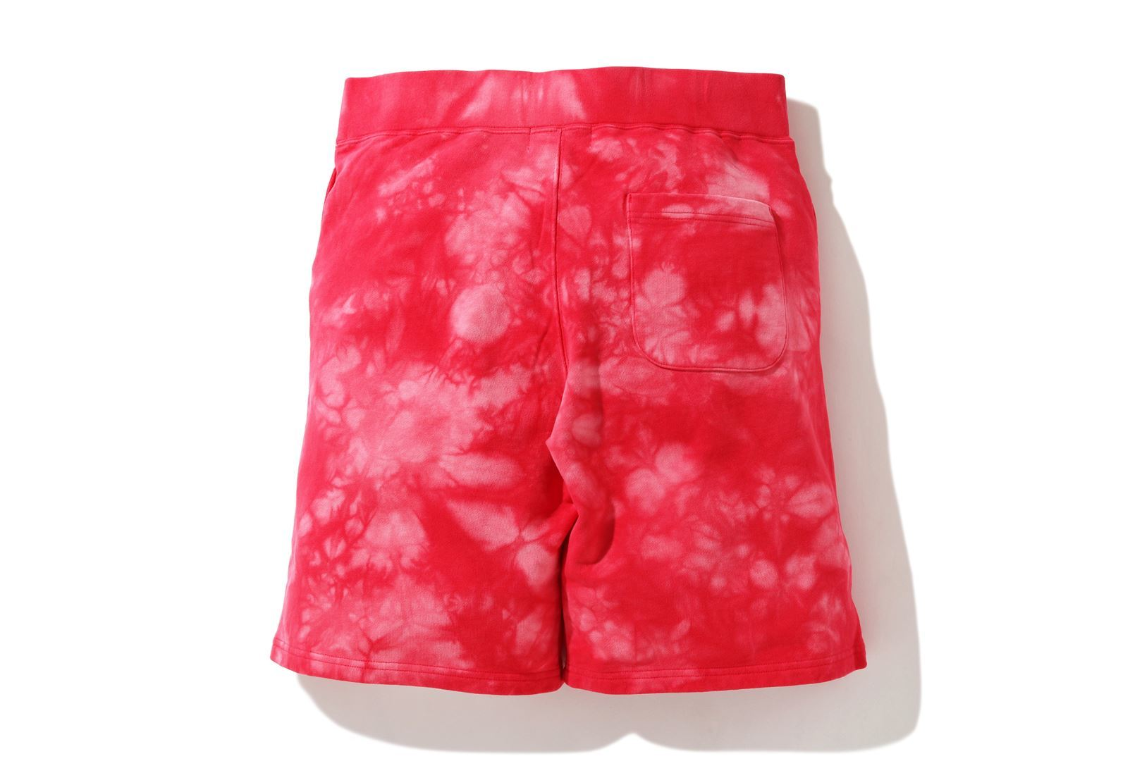 TIE DYE SWEAT SHORTS_a0174495_17133638.jpg