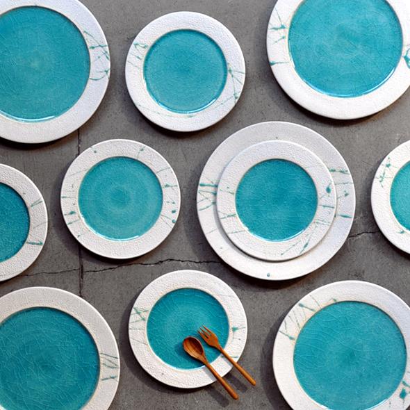 市野健太さんのリム皿とリム鉢が再入荷いたしました。_d0193211_16393931.jpg