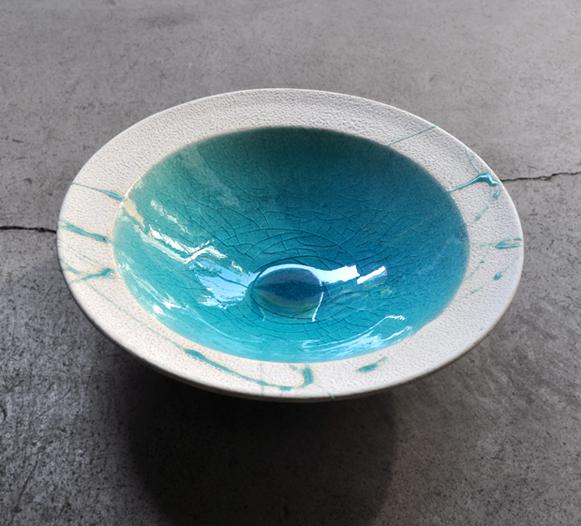 市野健太さんのリム皿とリム鉢が再入荷いたしました。_d0193211_16412846.jpg