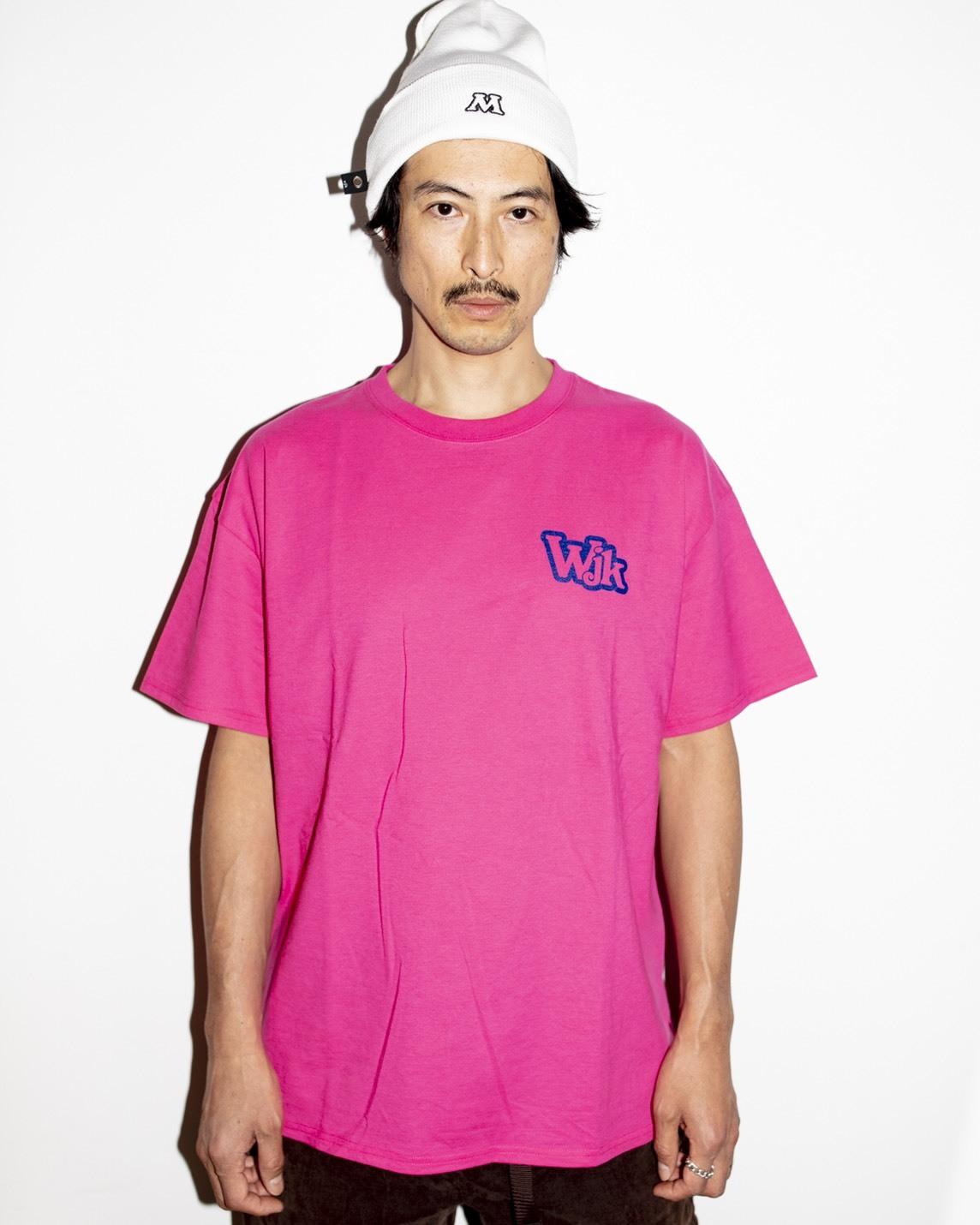 M×wjk コラボレーションTシャツ_e0036919_14115559.jpg