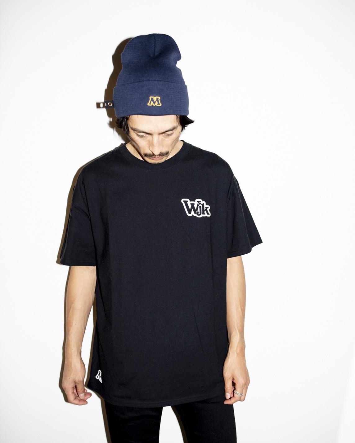 M×wjk コラボレーションTシャツ_e0036919_14120839.jpg