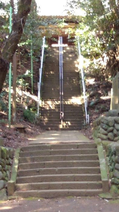 ■散歩【愛川町 八菅山迄のウォーキング】_b0033423_01340162.jpg