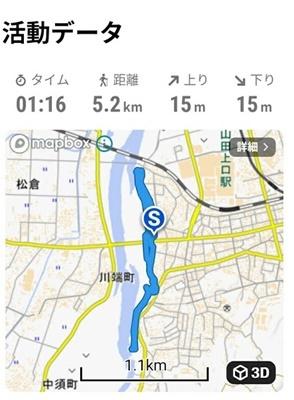 早朝 桜ウォーキング_f0129726_21092812.jpg