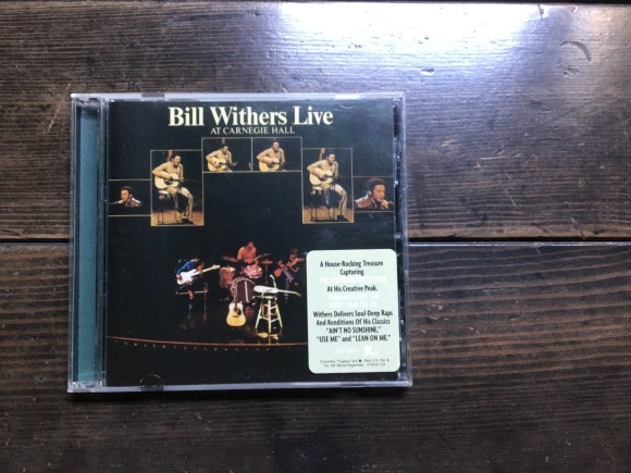 Bill Withers Live / Bill Withers_e0230141_08555857.jpeg