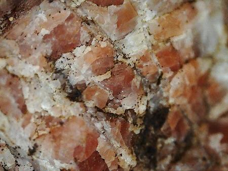 満開の山桜と湯の花とバクテリア・オマケはマンガン鉱石【奈良・奥入之波】3/28_d0387443_21144334.jpg
