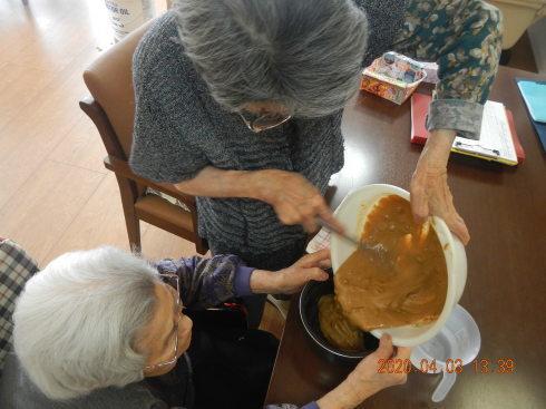 炊飯ジャーケーキ!_d0178056_17074869.jpg