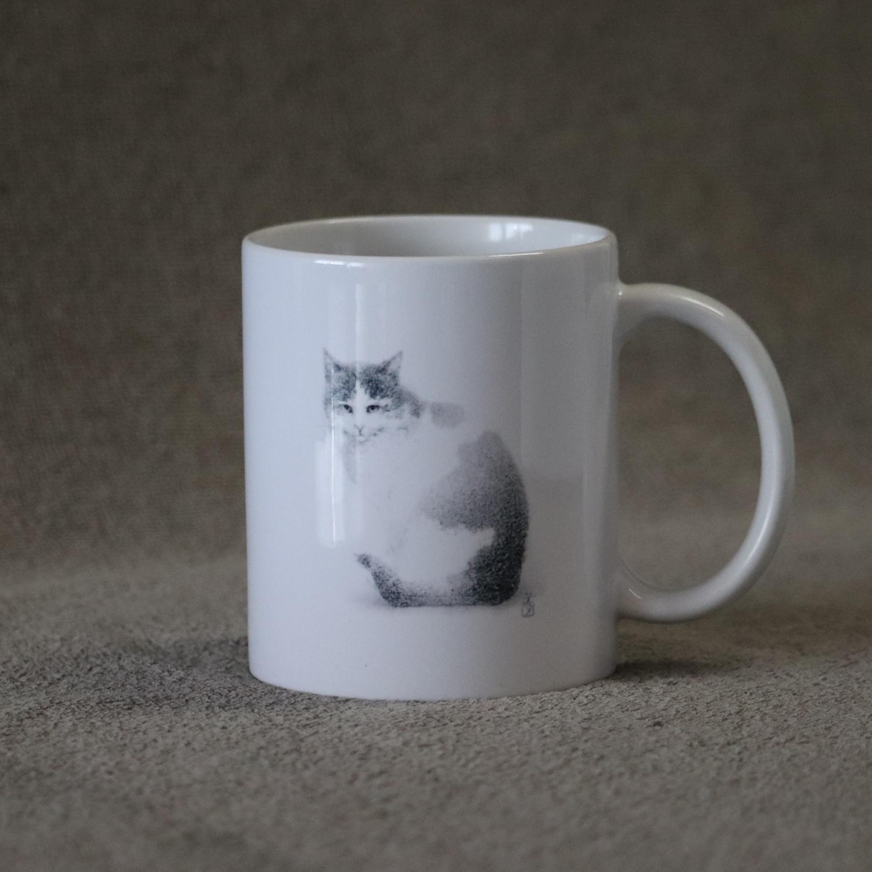 《 画室《游》 オリジナルイラストマグカップ   その 1 》_f0159856_10450711.jpg