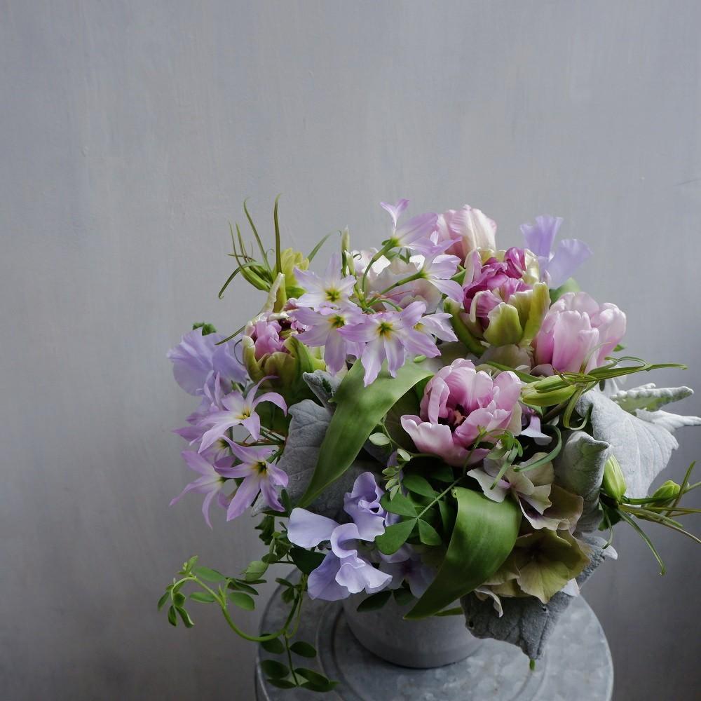 オークリーフ(紫色のチューリップ🌷)_f0049672_00172920.jpg