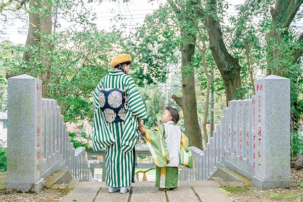 必見☆おしゃれママの七五三着物スタイル_b0098077_19100324.jpg