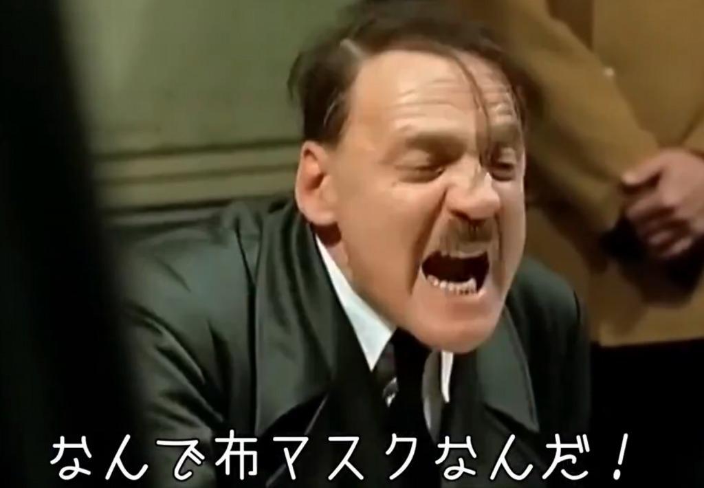 コロナ対策で60万円の支給があったベルリンで、日本人にはマスク二枚の支給を総統も相当ご立腹_d0061678_09450874.jpg