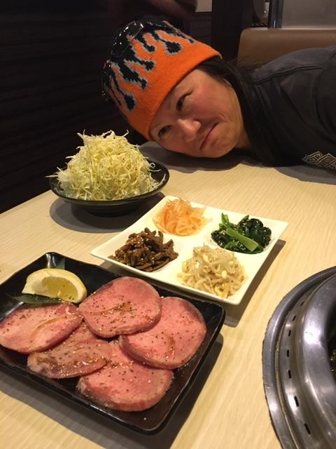 一昨日暴風花見後、焼肉さんあい志木幸町店_d0061678_16230246.jpg