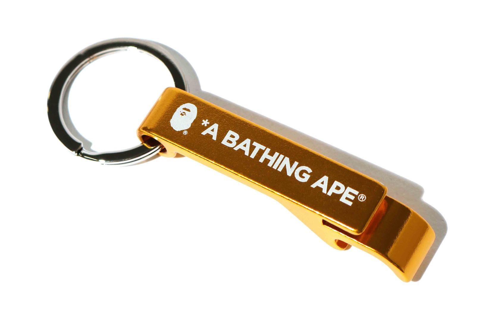 BAPE® BOTTLE OPENER KEYCHAIN_a0174495_16045979.jpg