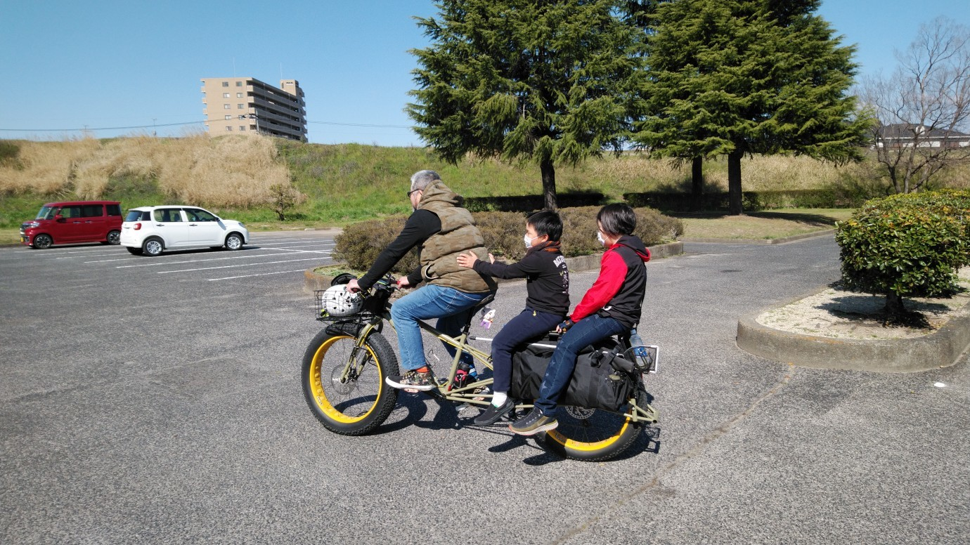 FARM友の会メンバー タンデム自転車試乗会 開催しました!_c0132901_18241675.jpg