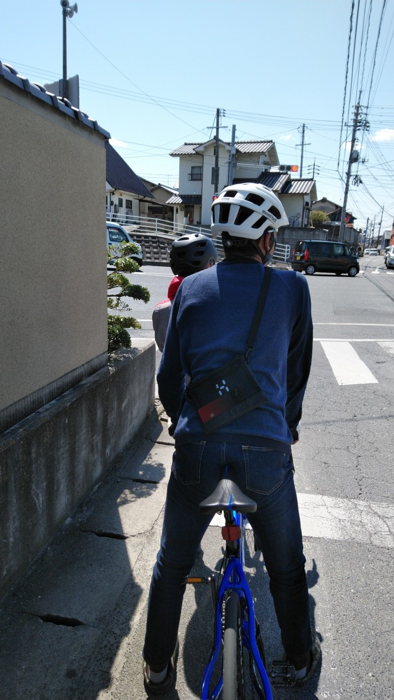FARM友の会メンバー タンデム自転車試乗会 開催しました!_c0132901_18251514.jpg