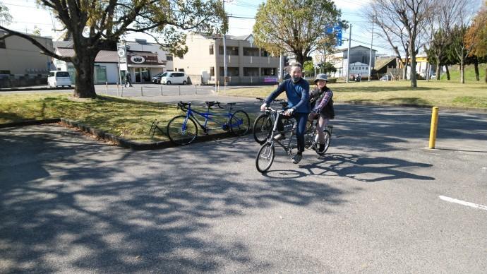FARM友の会メンバー タンデム自転車試乗会 開催しました!_c0132901_18321384.jpg