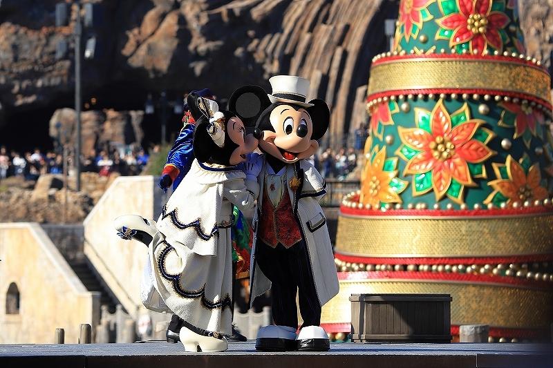【東京ディズニーシー】- イッツ・クリスマスタイム -_f0348831_13452064.jpg