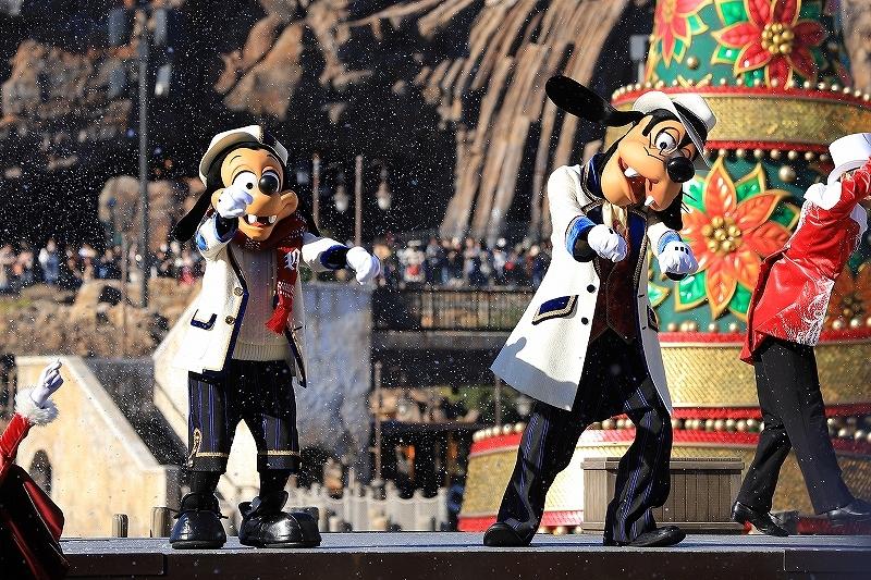 【東京ディズニーシー】- イッツ・クリスマスタイム -_f0348831_13452857.jpg