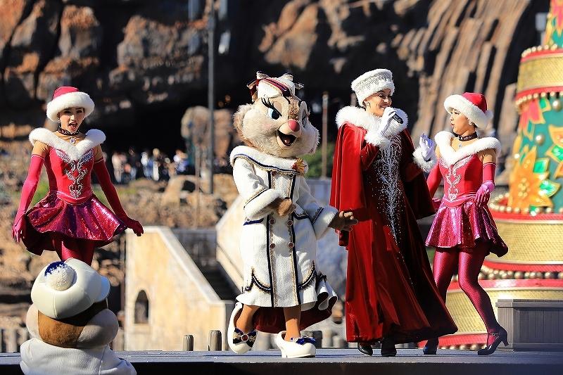 【東京ディズニーシー】- イッツ・クリスマスタイム -_f0348831_13455968.jpg