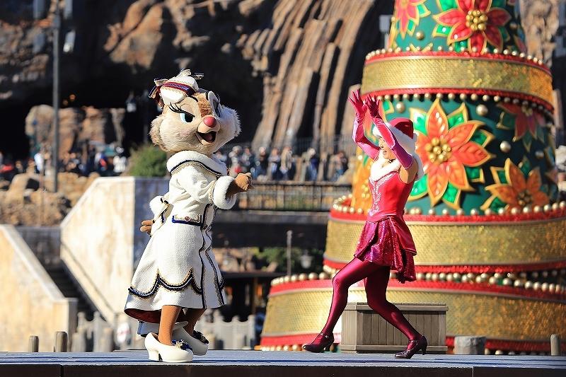 【東京ディズニーシー】- イッツ・クリスマスタイム -_f0348831_13460487.jpg