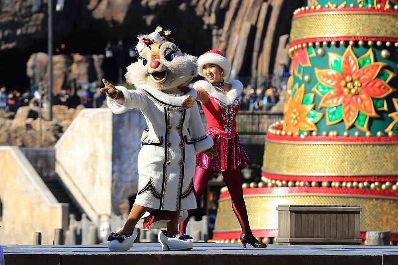 【東京ディズニーシー】- イッツ・クリスマスタイム -_f0348831_13460679.jpg