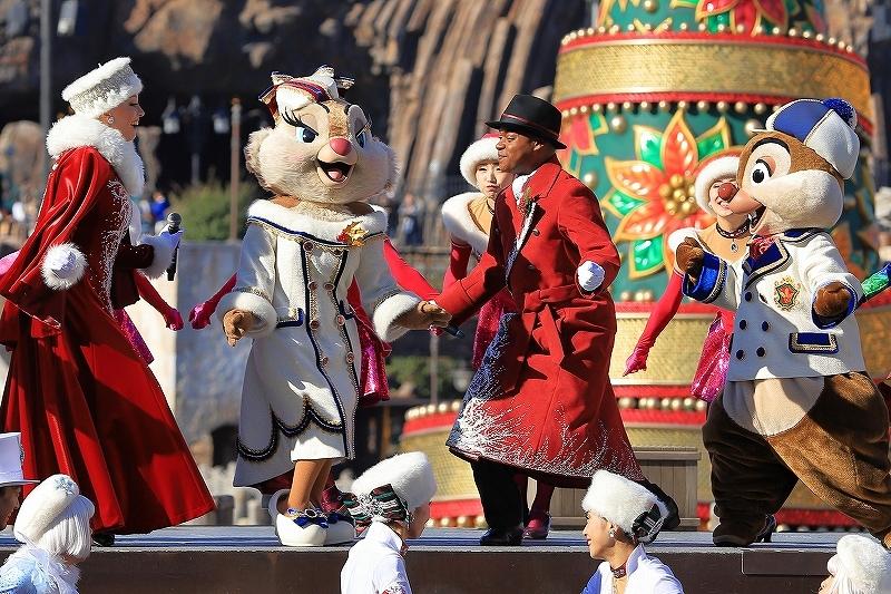 【東京ディズニーシー】- イッツ・クリスマスタイム -_f0348831_13460877.jpg