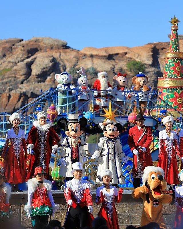 【東京ディズニーシー】- イッツ・クリスマスタイム -_f0348831_13464806.jpg