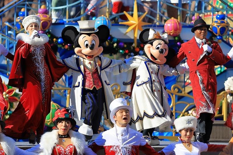 【東京ディズニーシー】- イッツ・クリスマスタイム -_f0348831_13465073.jpg