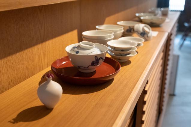 民藝と古い器のカフェ FUDAN でランチ_e0369736_10531080.jpg