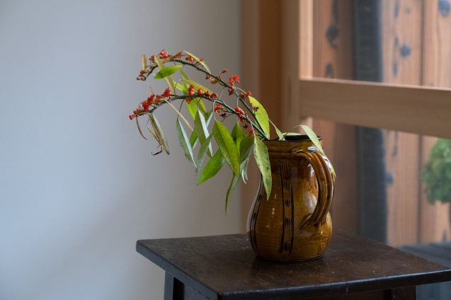 民藝と古い器のカフェ FUDAN でランチ_e0369736_10541380.jpg