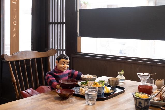 民藝と古い器のカフェ FUDAN でランチ_e0369736_10552523.jpg