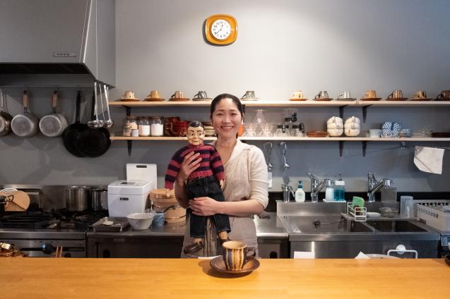 民藝と古い器のカフェ FUDAN でランチ_e0369736_10554260.jpg